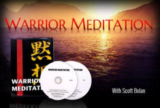 Warrior Meditation (Digital Home Study Course includes 1 DVD, 1 CD, Huge Manual and Free Bonuses!)