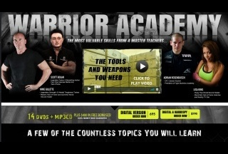 Warrior Academy (Digital Version)